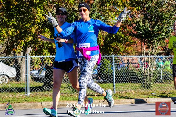 2014 Huntsville Half Marathon