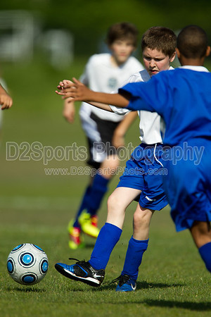 U12 Boys - Thunder, Raiders, Hammerheads, Jaguars 5/7/2011