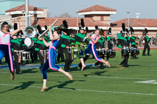 TOHS Preliminary Finals Performance