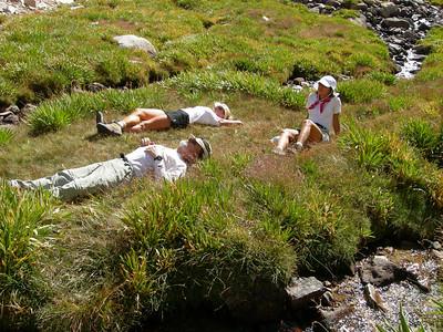 Whitney Group Hike 2007
