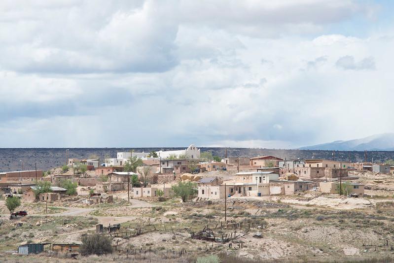 Hilltop Pueblo, New Mexico
