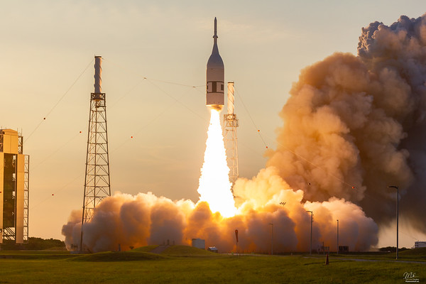 7. Orion Ascent Abort by NGAS (AA-2) 7/2/19 (gallery)
