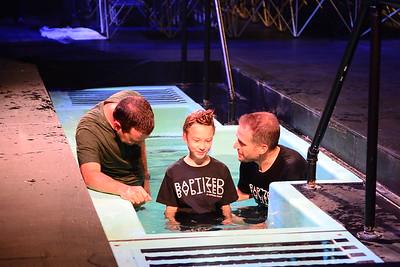 2018-10-21 - 11 a.m. open baptism service