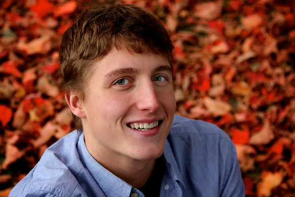 Travis Libsack's Senior Portraits