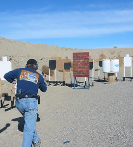 SFA USPSA Monthly Pistol Match at Fallon