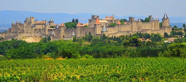 Bordeaux, The Loire and Carcassonne