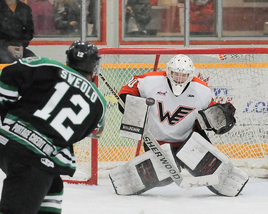 Winkler Flyers vs Portage Terriers