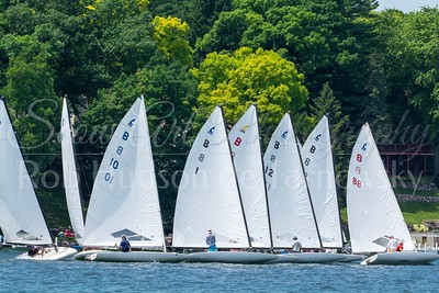 2019 LBYC C-Scow Championship Racing
