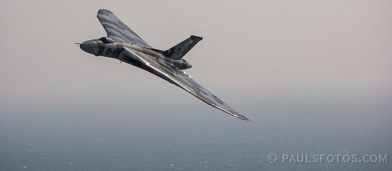 XH558's trip to the Seaside