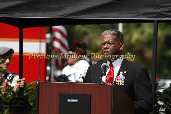 Memorial Day - Veteran's Cemetary - Lake Worth, Florida