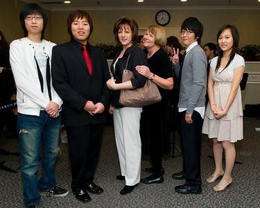 Paramus High School Concert and Dance at Dellridge,January 2009,Part 3