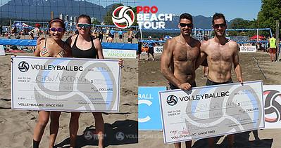 2017 VBC Pro Beach Tour: Kits Classic