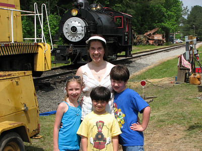 New Hope Valley Railway 050210