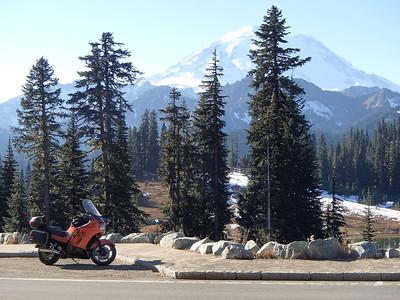 Mt Ranier 10 29 13