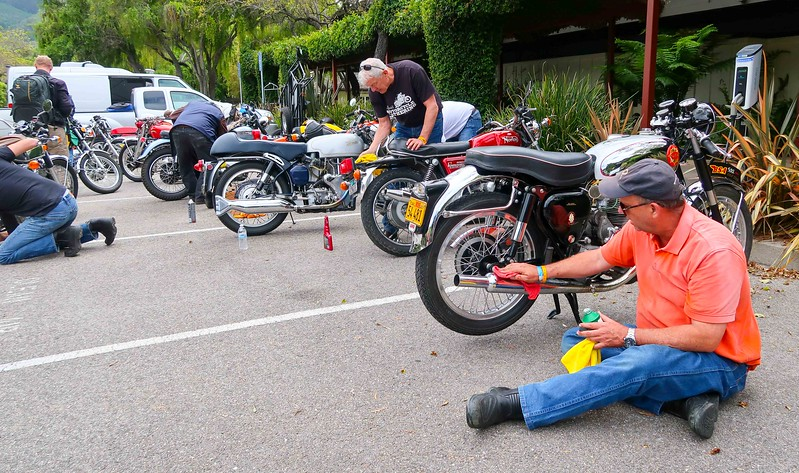 Quail Motorcycle Gathering - Guys Cleaning.jpg