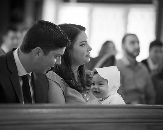 Liam Baptism