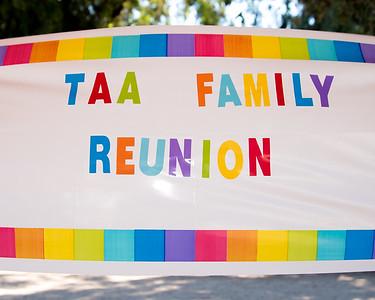 Taa Family Reunion