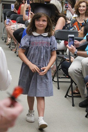 Kindergarten Graduation (5.24.19)