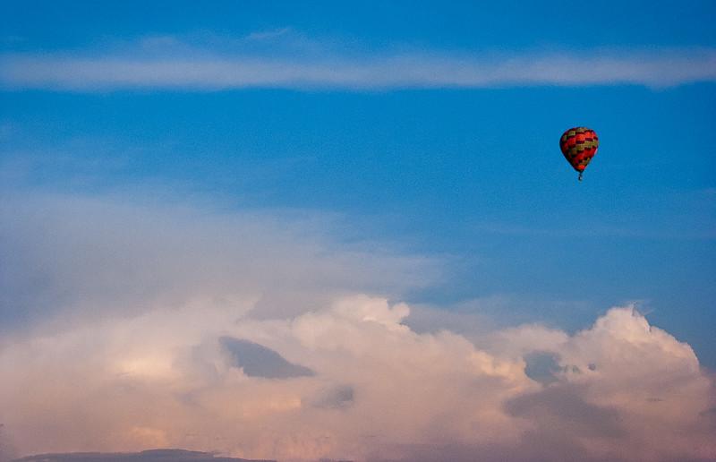 Balloon, Casa Grande, Arizona, 2004