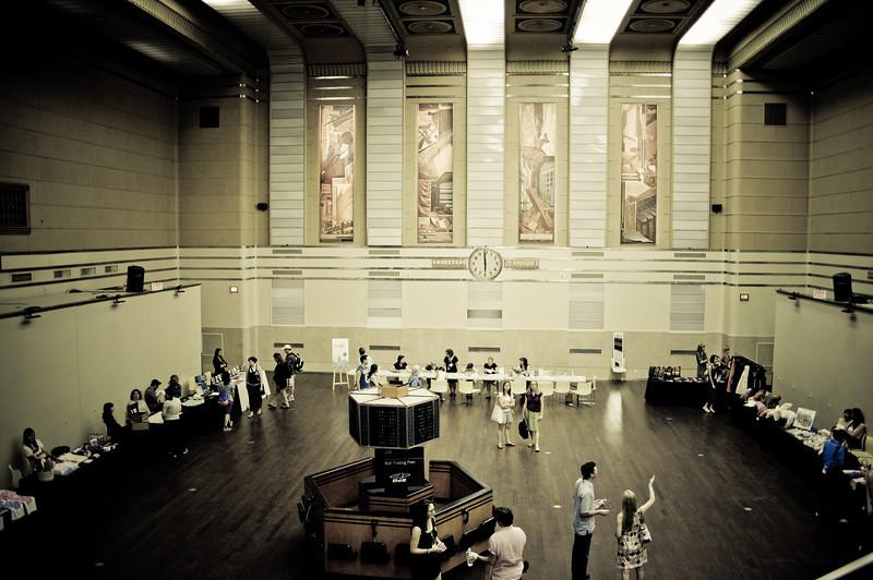 Design Exchange Trading Floor