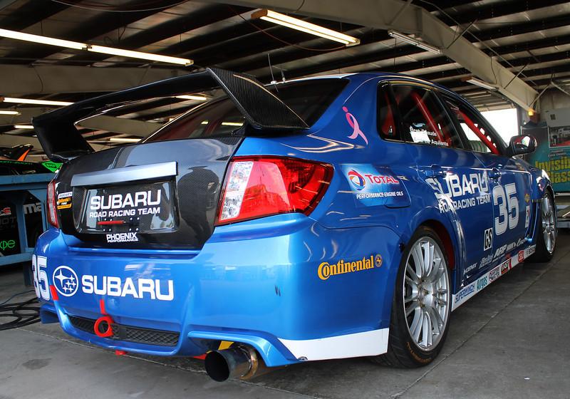 GS-SUBARU RACING TEAM SUBARU WRX-STI