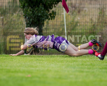 Llanelli Wanderers Girls u15 v Cardiff Quins