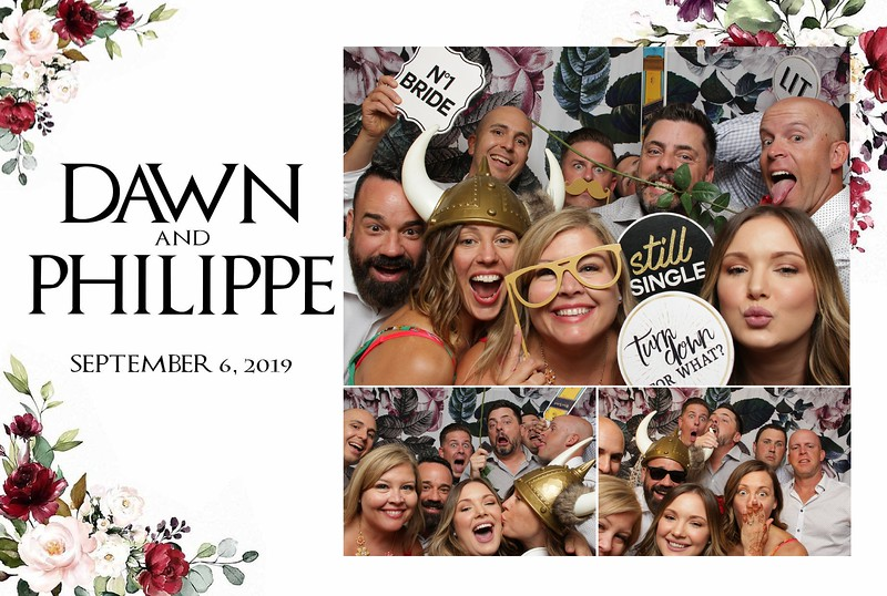 Dawn and Philippe 2019