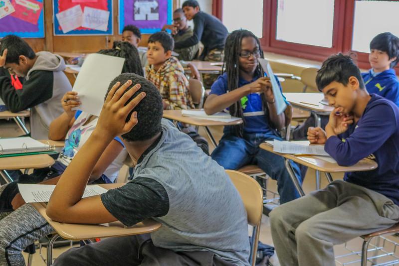 2016_10_13, Canon Educational Experience, Martin Van Buren High School, New York, Queens, Queens Village