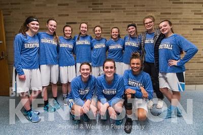 2-14-17 Garber Varsity Girls Basketball