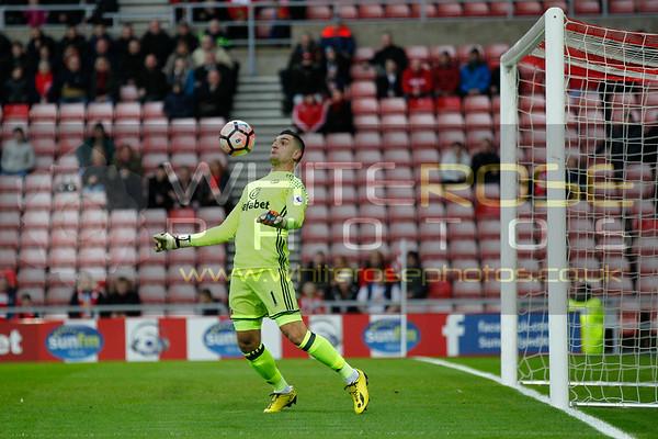 Sunderland v Burnley (3rd round)