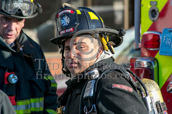 Medford MA - 2nd Alarm 466 Salem St