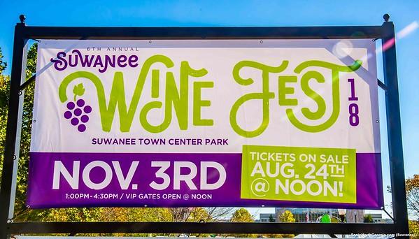 Suwanee Georgia Wine Fest 2018