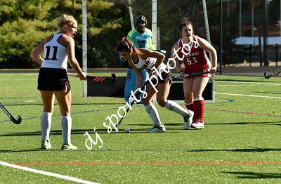 2020-09-18 Ballard vs Manual Varsity Girls Field Hockey