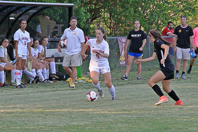 Hickory High Lady Red Tornados Soccer vs West Guilford 1st Rnd NCHSAA 5-9-2018