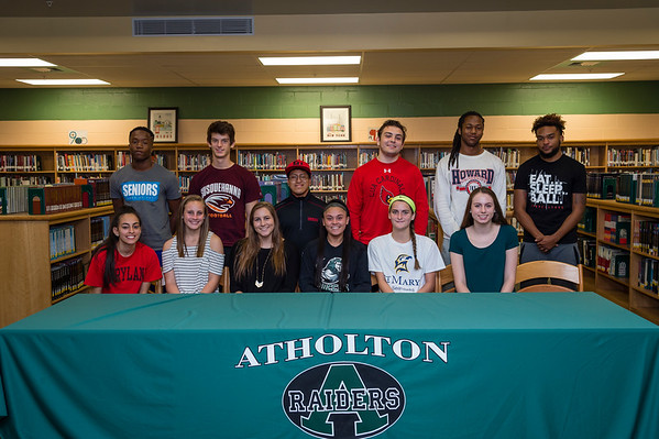 Atholton College Sports Celebration - 5/16/17