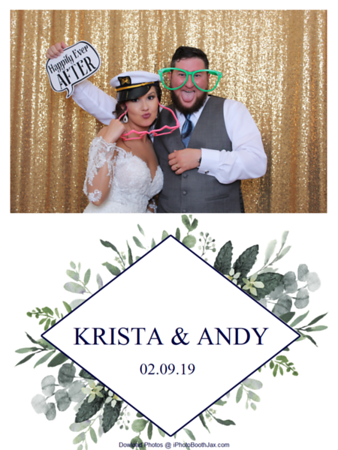 Krista & Andy