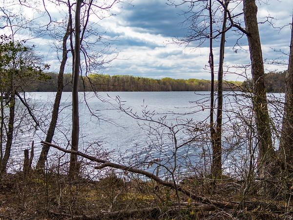 Burke Lake Park, April 2018