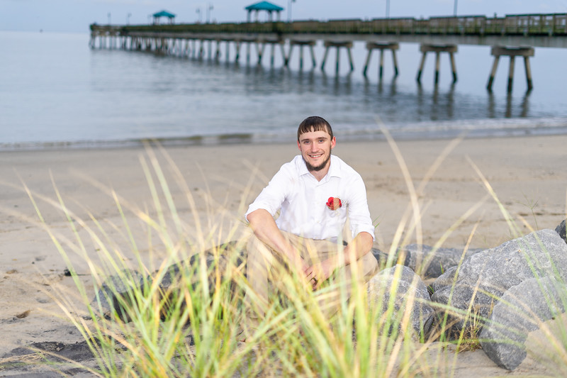 VBWC BEIL 09042019 Buckroe Beach Wedding Image #143 (C) Robert Hamm.jpg