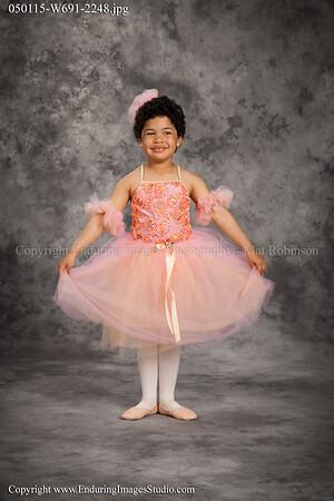 26 - Pre Ballet 1 - Mon 9:30