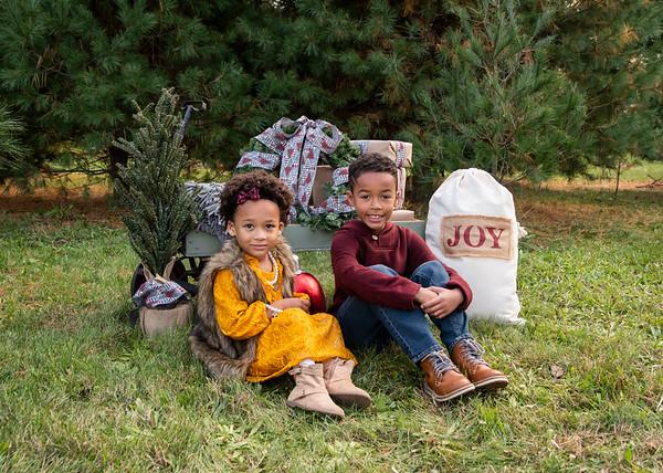 Ponder Family (Tree Farm) 2019