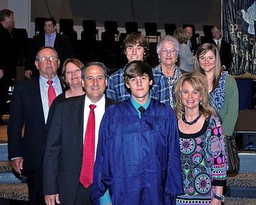 2011 Cody Graduation