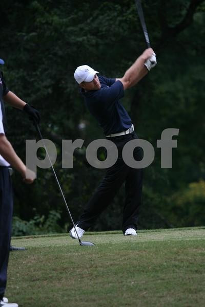 Mens Golf at Coosa Country Club - 5 October - DH