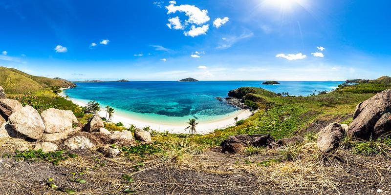 Amazing Paradise Beach - Yasawa - Fiji Islands