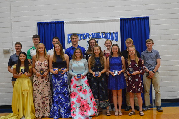 Athletic Banquet 2019