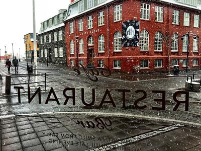 Reykjavík Bars and Restaurants