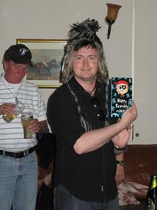 Brian's Birthday Party