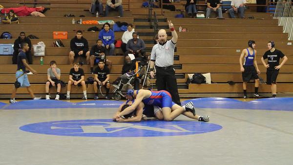 Wrestling @ Madison Tournament