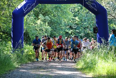 2016 Chuckanut Mountain Marathon