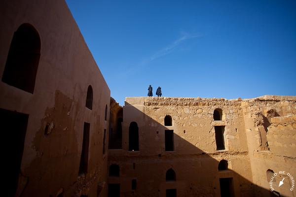 Qasr Al-Harrana, Jordan