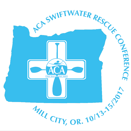 Aaron Peeler Swiftwater Rescue Instructor Logo Design